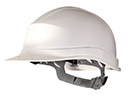 F/ Casque de chantier - Zircon (blanc)
